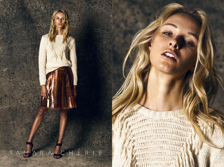 Inga Hewett Fashion Makeup Artist