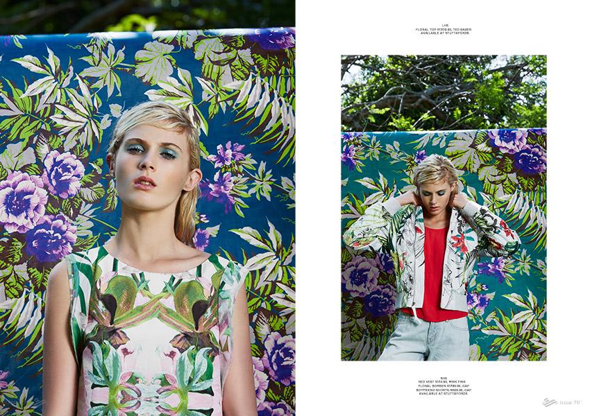 Inge Hewett Fashion Make-up Artist