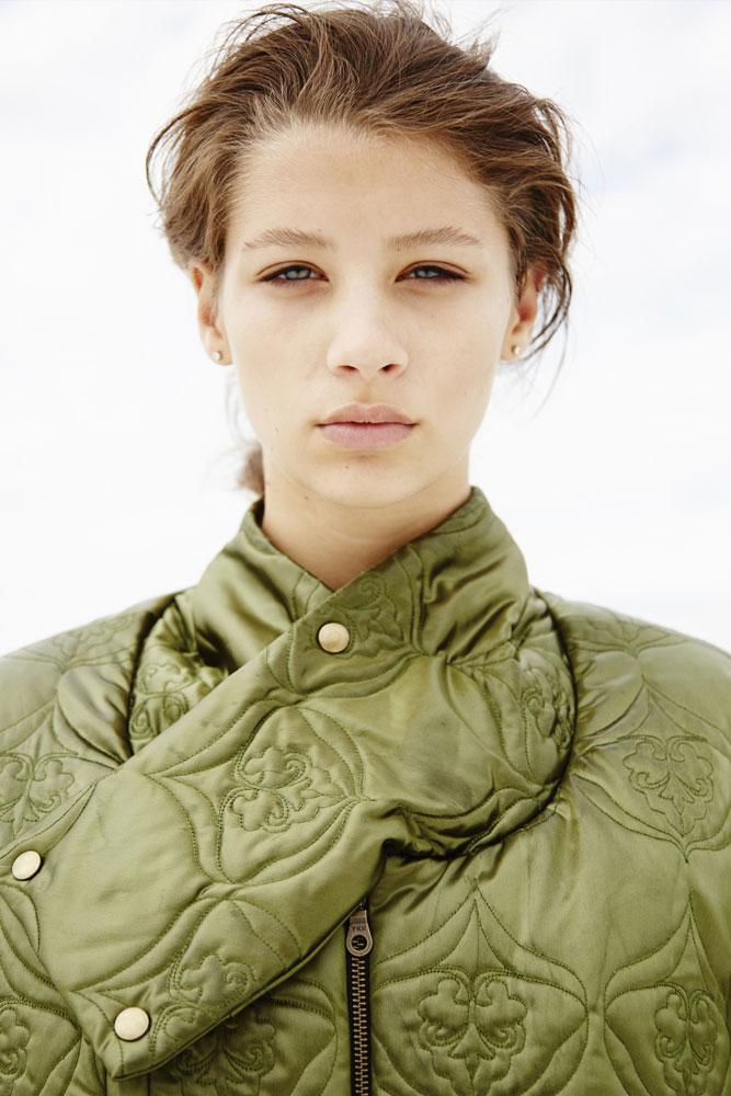 Inga Hewett Fashion Make-up Artist